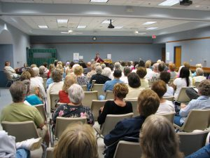 Port Orange Library Speaking Event