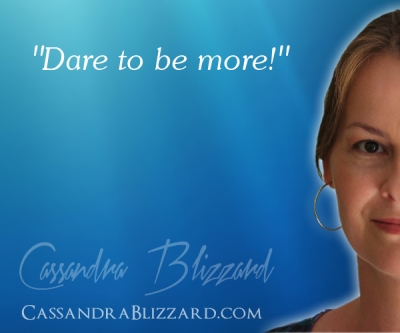 Dare to be more!
