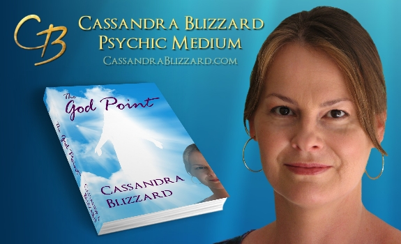 Psychic Medium Cassandra Blizzard Daytona Beach